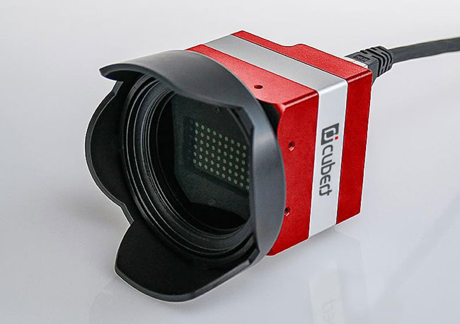 Cubert ULTRIS 20 Camera