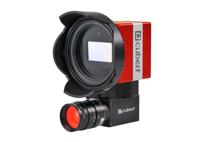 Cubert ULTRIS 20 Plus Video Camera