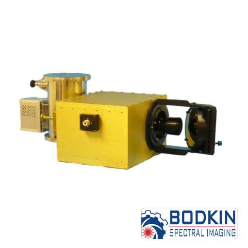 Bodkin SWIR-62 Hyperspectral Camera